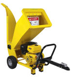 O melhor Seller 6.5/9/13/15/18HP 3-4inch Wood Chipper, Wood Shredder Chipper, Wood Chipper Shredder (LZCS-002)