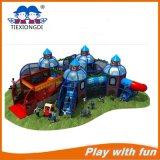 De binnen Structuur van het Spel, Apparatuur van de Speelplaats van Kinderen de Commerciële Binnen