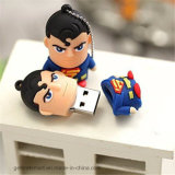 Karikatur-Amerika Super Hero USB Flash Driver für Promotion