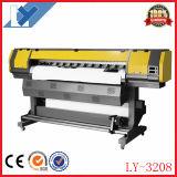 De goedkoopste Oplosbare Hoofd 3.2m Digitale Flex Printer van de Printer Eco Dx5, Kwaliteit Roand