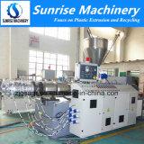 Machine en plastique d'extrusion de pipe d'approvisionnement en eau de PVC de bonne performance à vendre