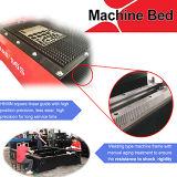 Самая лучшая машина лазера волокна резца лазера волокна металла CNC цены