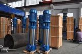Bombas de petróleo de vários estágios de alta pressão verticais do aço inoxidável