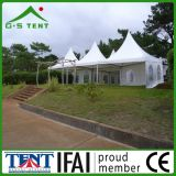 Напольный алюминиевый шатер 6m сени Gazebo сада Pagoda рамки