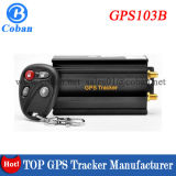 실제 시간 Tracking System를 가진 최신 Sale GPS Tracker 또는 Vehicle Car GPS Tracker Tk103b