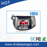 Vida Two DIN Car DVD para Honda Fit / Jazz com GPS / Bt