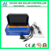 40A 12/24V PWM Solar Controller (QWP-VS4024U)