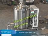 Kühlvorrichtung-vertikales Milchkühlung-Becken der Milch-1t (copeland 3HP)