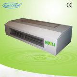 Élément horizontal de bobine de ventilateur d'exposition d'eau chaude de support de plafond