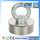 Tirante magnético permanente a maioria de ferro magnético do metal magnético