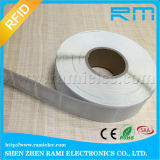 Tag de RFID para o Tag do Tag 1k S50 do PVC do sistema 13.56MHz NFC de NFC
