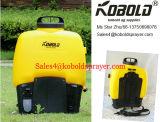 (CE diplômée) pulvérisateur électrique de soufflement de pesticide de sac à dos du réservoir 20L de HDPE