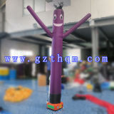 Uomo di pubblicità gonfiabile di Dancing gonfiabile/danzatore gonfiabile del pagliaccio del danzatore dell'aria del cielo
