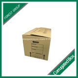 Carton Shipping Paper Box avec impression Flexo