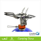 Mini Folding Gas Burner per Camping