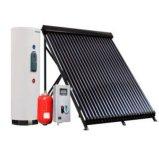 Calentador de agua caliente solar a presión separado con el colector solar 200L