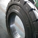 Anti-estático sólido Carretilla elevadora de neumáticos 11.00-20, para trabajo pesado Carretilla elevadora del neumático