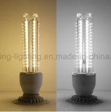 SMD2835 si dirigono bianco bianco/freddo dell'indicatore luminoso della lampada della lampadina E27 del cereale di illuminazione LED economizzatore d'energia (bianco caldo di colore/puro)