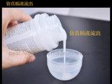 Ясная пластичная пробка упаковывая для личной смазки