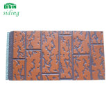 Плоское Board Style Decorative Facade Panel для Steel Structure Villa