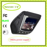 Freie Ansicht 140 Grad-Armaturenbrett-Nocken-Auto-Kamera-Videogerät