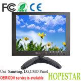 8 polegadas Mini monitor LCD monitor de teste CCTV portátil para vigilância