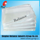 glace de flotteur ultra claire de 3-19mm avec l'OIN