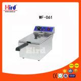 電気フライヤー(HRG-16) (単一タンク)のセリウムのパン屋装置BBQのケイタリング装置の食糧機械台所装置のホテル装置のベーキング機械
