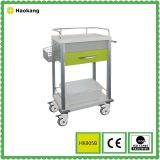 Hôpital Furniture pour Medical Treatment Trolley (HK805B)