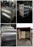 Materiales de empaquetado: Películas metalizadas de CPP para el conjunto del alimento (termosoldable)