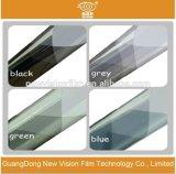 Hoher Antikratzer-metallischer Fenster-Film der Übertragungs-70% für Auto-Glas