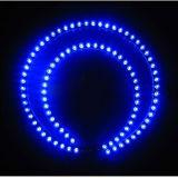 striscia dell'automobile del TUFFO 12V /24V LED di 72cm per illuminazione dell'automobile