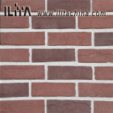 Hotsale 서리 저항 인공적인 문화 돌담 클래딩은 타일을 붙인다 외부 벽 (YLD-18037)를 위한 Bick 얇은 베니어를