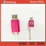 Cable de destello del programa piloto del USB para el teléfono elegante