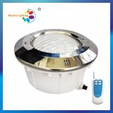Spas (HX-PAR56-SS)를 위한 IP68 Waterproof PAR56 Pool Light Niche Stainless Steel