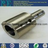 Guarnición de encargo de la boquilla del CNC Mahcining del acero inoxidable