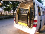 Wl-D-880 Hydraulic Wheelchair Lift Platform Can è Folded con CE Certificat