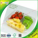 Bandeja de empaquetado de la ampolla para la fruta y el alimento