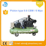 Media presión del compresor de aire de pistón alternativo, de la serie