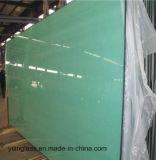 ガラス染まる印刷されたパターンまたはカラーPVBフィルムが付いている装飾的で多彩な薄板にされたガラスまたはカラー