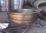 ASMEによってカスタマイズされる頑丈な鍛造材の合金鋼鉄リング