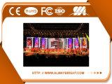 Leichtes Innenmiet-Bildschirmanzeige-Panel LED-P6 mit Fabrik-Preis