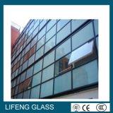 Construction Window와 Door를 위한 공간 또는 Tinted 낮은 E Double Insulated Glass