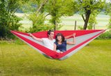 Balancefrom Lightweight Portable Nylon Parachute Hammock con Two Hammock Tree Straps e Carrying Caso