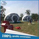 De geodetische Tent van de Koepel voor OpenluchtGebeurtenis