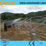 Установленное землей учредительство панелей солнечных батарей