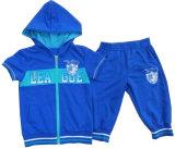 Summmerの男の子のスーツセット、子供の摩耗は、安い子供の卸売の子供の衣服Ssb-117をセットした