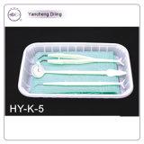 Conjuntos médicos descartáveis de instrumentos dentais Kits (HY-K-5)