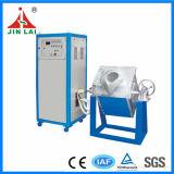 Máquina de fusión de inclinación de frecuencia media del acero inoxidable (JLZ-70)