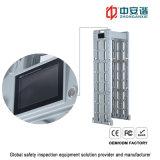 Metal detector portatile pieghevole impermeabile del Archway riduttore 300$ di telecomando del telefono